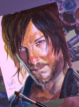 Norman Reedus by rue-different