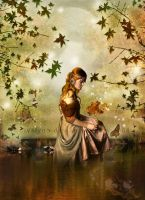 Autumn Lonely by divalynn