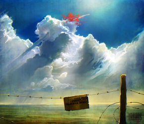 Sky may cry by RHADS