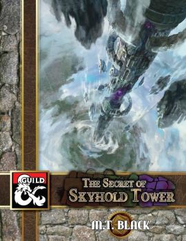 The Secret of Skyhold Tower Book by Huy137