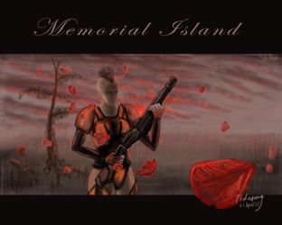 Memorial Island by tidesong