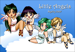 BSSM: Little Angels by Nyxity
