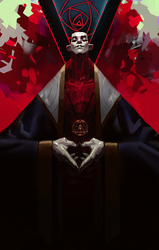 Blood Vicar by Inkyh