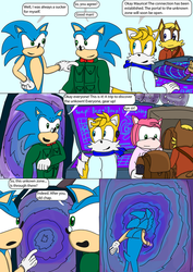 Sonic Freedom Files: Lost and Found Part 1 Page 16 by SkippyP008