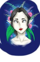 Inquisitor Lavellan by Noshi-Chan