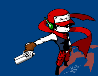 Cave Story: Quote by Atoryga