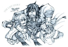 the last story family! by Ponchounette