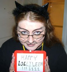 Happy LOL-iween by redheaded-step-child