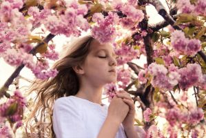 Smell of spring by monikha
