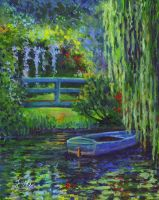 Remembering Monet... Giverny by herrerojulia