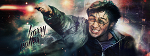 Harry Potter by UltimatePassion