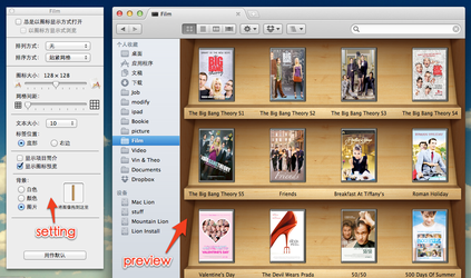 OS 5 Paper Background for Finder by PaRen