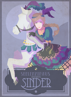 Seelenzirkus Presents: Sinder by saraah11