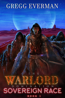 Warlord - Book Cover by FrostAlexis