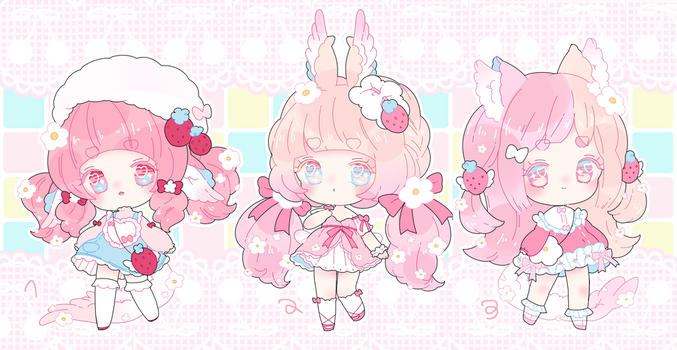 cherumyu revival adopts | berry | closed by Hacuubii