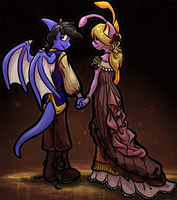 They Clean Up Nicely by tamia-shade