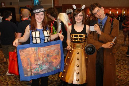 pcc '10: doctor who by lulukohime