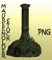 STOCK PNG column by MaureenOlder