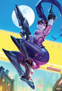 Widowmaker by Timoyan