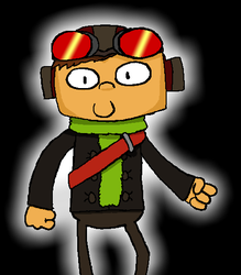 Raz from Psychonauts by Young-Freddy