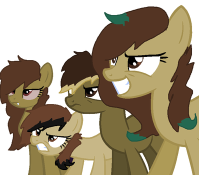 The Eras of Pone by bltter-sweet