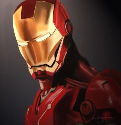 Iron man by Ratty103