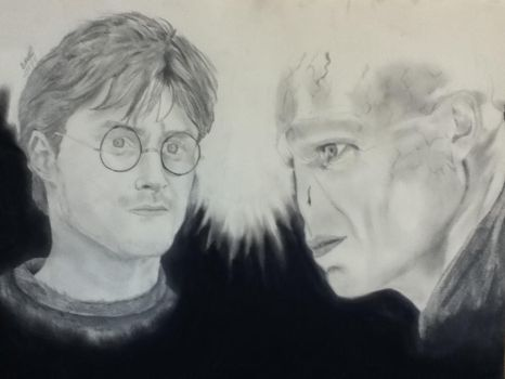 Harry Potter by ranchan-123
