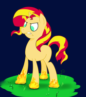 Furious Shimmer by FeralRoku