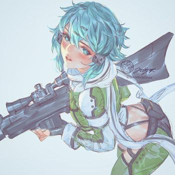 Sinon by THEJETTYJETSHOW