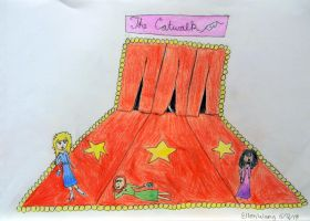 by Ellen Wang - 6th grade by DH-Students-Gallery