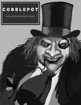 Vote Cobblepot by darkfox907