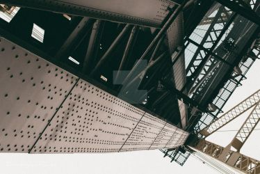 Queensboro Bridge by EddieMW