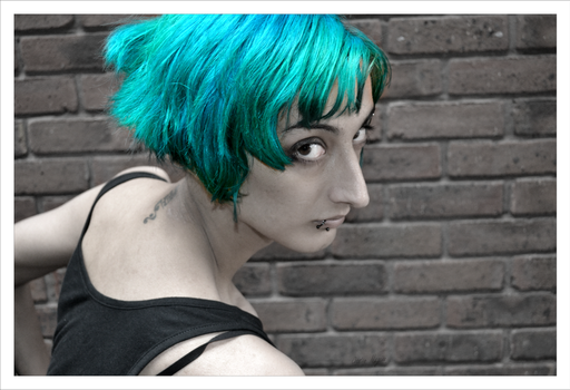 Dr Carmilla: It's all about the hair by cambiare-magico