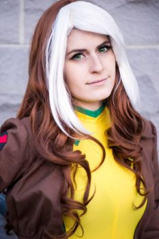 Marvel: Rogue by starleighcos
