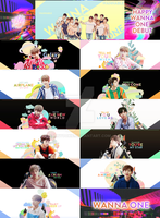 /PROJECT/ HAPPY WANNA ONE DEBUT by LinYookie