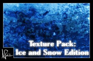 Texture Pack: Ice and Snow by DemosthenesVoice