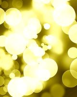 Golden dots / glitter by arghus