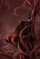 Alice Madness returns - Red Queen by LadyFiszi