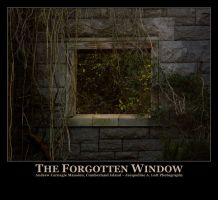 The Forgotten Window by Isquiesque