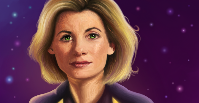 Thirteenth Doctor by MissAway