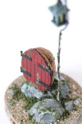 tiny forest house by mewiefish