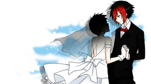 PComm: Let's go to Heaven for KaiSuki by SwaNami