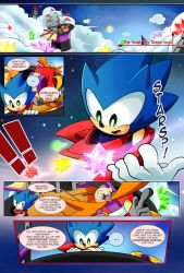 [FANMADE] Sonic Skyline Page 07 by Tale-Dude