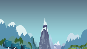 Equestrian Mountain Range by craftybrony