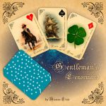 Gentleman's Lenormand - Baralho Completo by marcos-prl