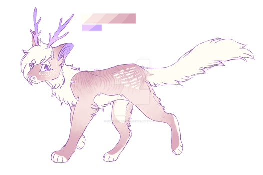 Feline adopt auction | CLOSED by oOMoonriver-adoptsOo