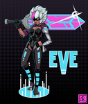 EVE (Ver 2) by JustinianKnight