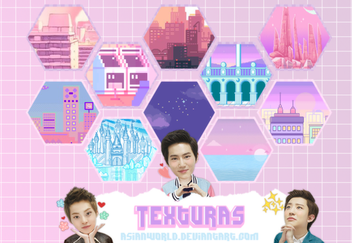 +PACK TEXTURAS|O1| by AsianWorld