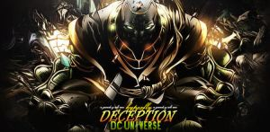 Deception - DC Character by Kypexfly