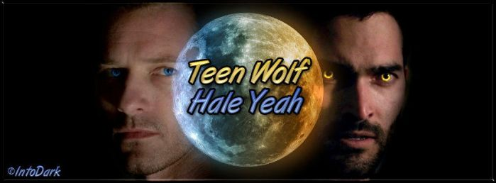 Teen Wolf - Hale Yeah Facebook Cover by Into-Dark